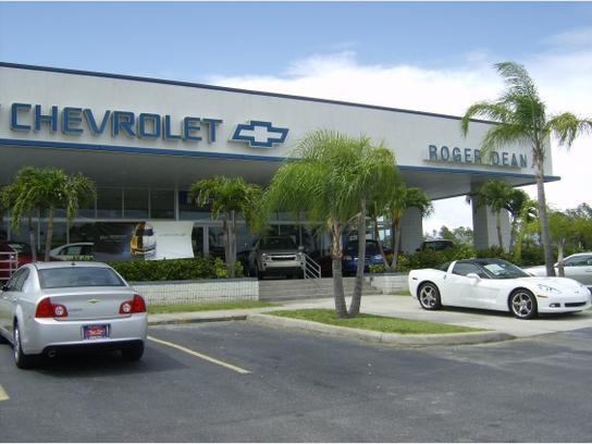Roger Dean Chevrolet Cape Coral Fl 33991 Car Dealership And Auto