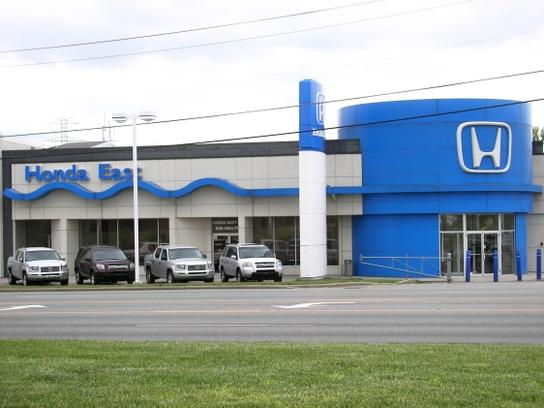 Honda Dealers Cincinnati >> Honda East Cincinnati Oh 45255 Car Dealership And Auto Financing