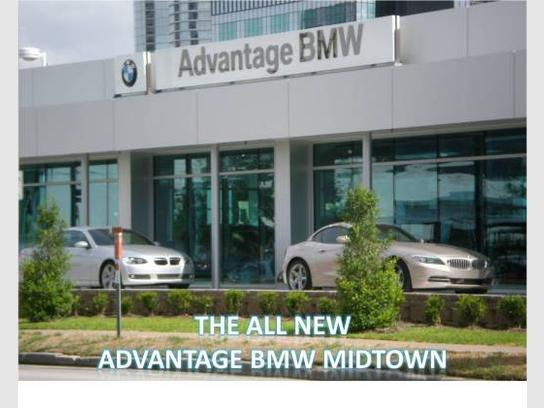 Advantage Bmw Midtown Houston Tx 77002 Car Dealership And Auto