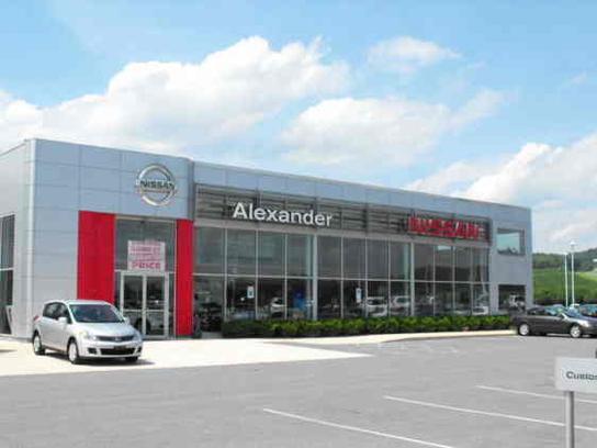 Alexander Nissan