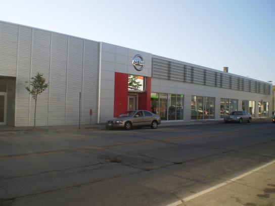 The Autobarn Nissan of Evanston