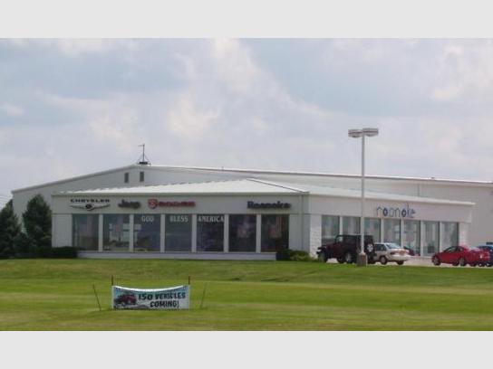 Roanoke Motors Company