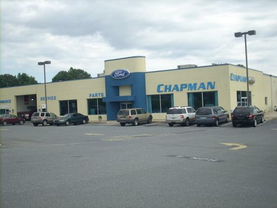 Chapman Ford Of Lancaster Lancaster Pa 17601 Car Dealership And