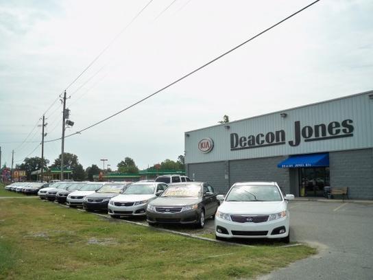 Deacon Jones Goldsboro Nc >> Deacon Jones Kia Goldsboro Nc 27534 Car Dealership And Auto