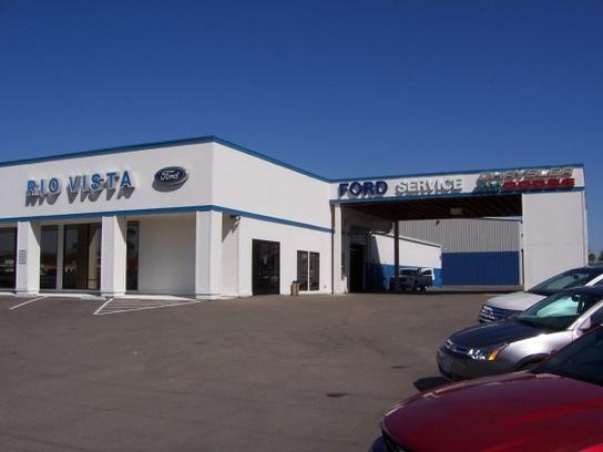 Rio Vista Ford
