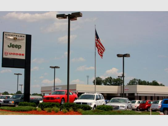 Athens Dodge Chrysler Jeep