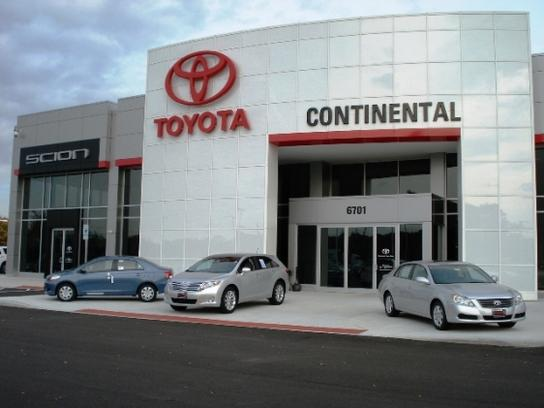Continental Toyota Hodgkins Il 60525 Car Dealership And Auto Financing Autotrader