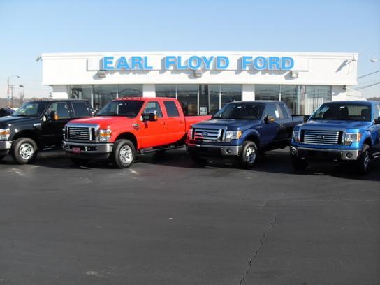 Earl Floyd Ford