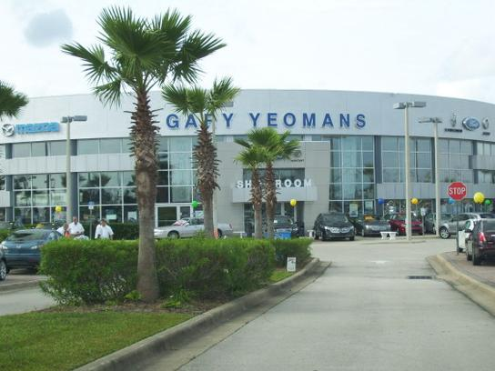 Gary Yeomans Ford