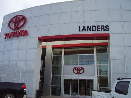 Steve Landers Toyota : Little Rock , AR 72204 Car ...