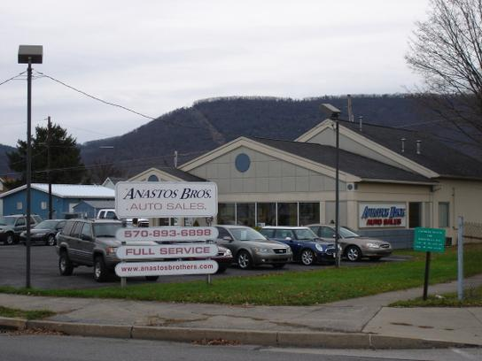 Brothers Auto Sales >> Anastos Brothers Auto Sales Lock Haven Pa 17745 Car Dealership