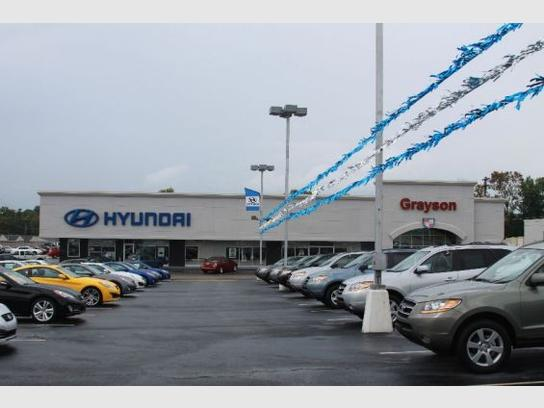 Grayson Hyundai Knoxville Tn >> Grayson Hyundai Knoxville Tn 37923 Car Dealership And