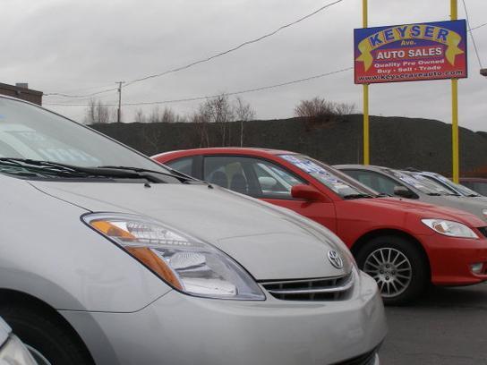 Keyser Avenue Auto Sales