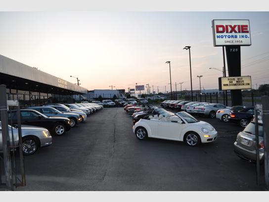 Car Lots In Nashville Tn >> Dixie Motors Nashville Tn 37210 Car Dealership And Auto