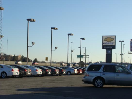 Mccarthy Chevrolet Olathe >> Mccarthy Chevrolet Olathe Ks 66061 Car Dealership And