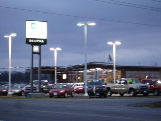 Delpha Chevrolet Buick