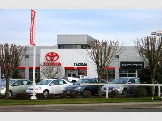 Toyota Of Tacoma >> Larson Toyota Of Tacoma Tacoma Wa 98409 Car Dealership