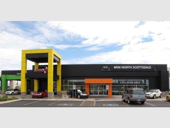 Mini North Scottsdale >> Mini North Scottsdale Phoenix Az 85054 Car Dealership