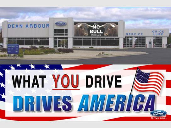 Dean Arbour Ford >> Dean Arbour Ford Of West Branch West Branch Mi 48661 Car