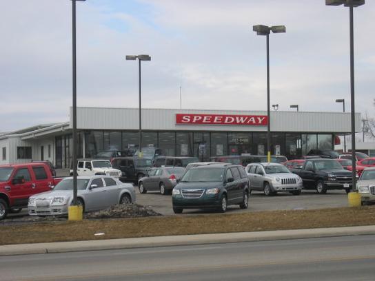 Speedway Chrysler Dodge Jeep