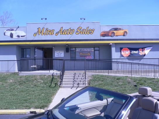 Mira Auto Sales >> Mira Auto Sales Cincinnati Oh 45246 Car Dealership And