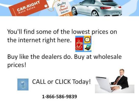 Car Right Auto Sales