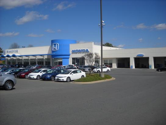 Hendrick Honda Charlotte Charlotte Nc 28224 Car Dealership And
