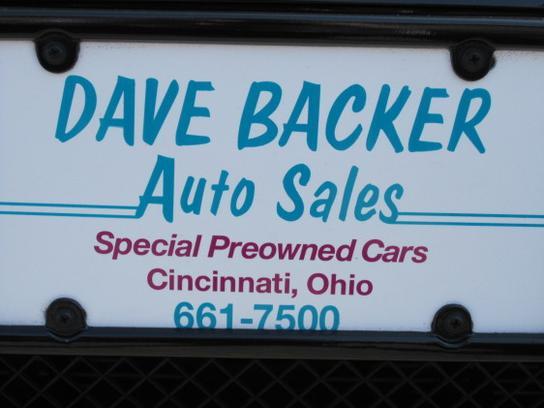 Dave Backer Auto Sales