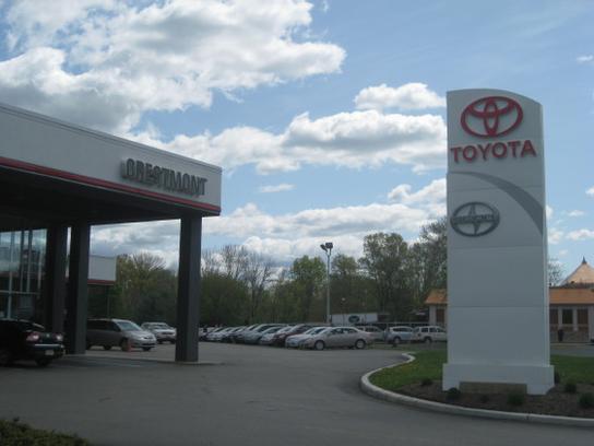 Crestmont Toyota Volkswagen