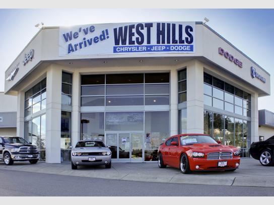 West Hills Chrysler Jeep Dodge Ram