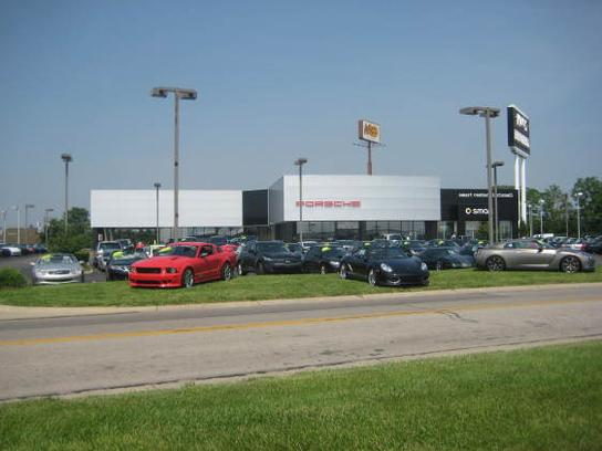 Porsche of Kings Automall