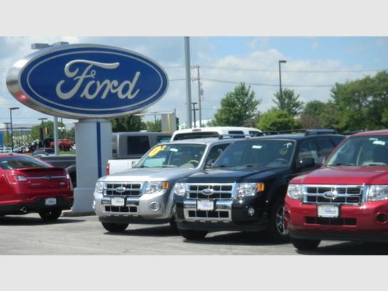 Bob Rohrman Schaumburg Ford Schaumburg Il 60173 Car Dealership