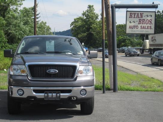 Ryan Auto Sales >> Ryan Bros Auto Sales Pottsville Pa 17901 Car Dealership