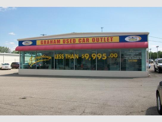 Graham Automall Mansfield >> Graham Used Car Outlet Mansfield Oh 44906 Car Dealership