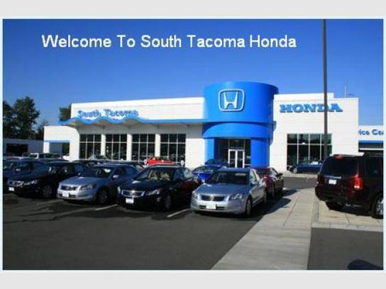 Car Loan Calculator Kbb >> South Tacoma Honda : Tacoma , WA 98409 Car Dealership, and ...