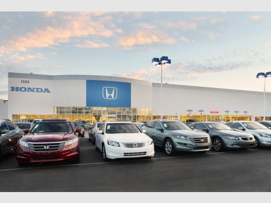 Honda Dealership Az >> Showcase Honda Phoenix Az 85014 Car Dealership And Auto