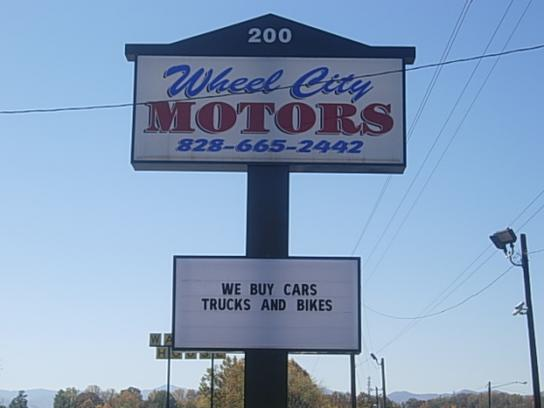 Wheel City Motors >> Wheel City Motors Asheville Nc 28806 Car Dealership And Auto