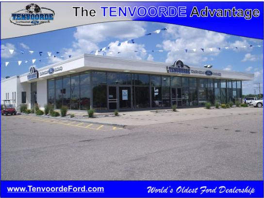 Tenvoorde Ford