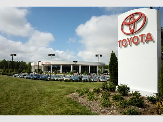 Fred Anderson Toyota Raleigh Nc >> Fred Anderson Toyota Raleigh Nc 27617 Car Dealership And Auto