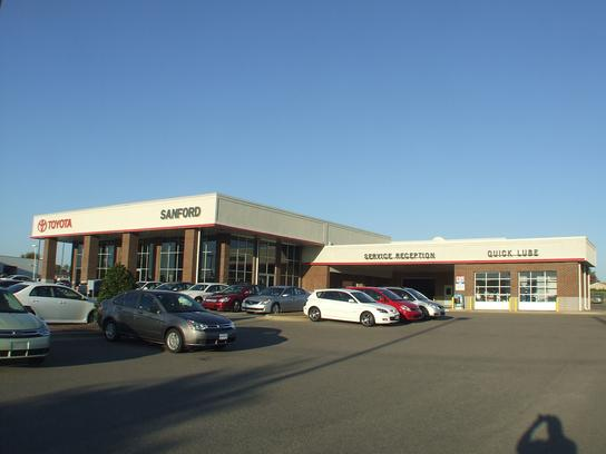 Toyota Of Sanford >> Fred Anderson Toyota Of Sanford Sanford Nc 27332 Car Dealership