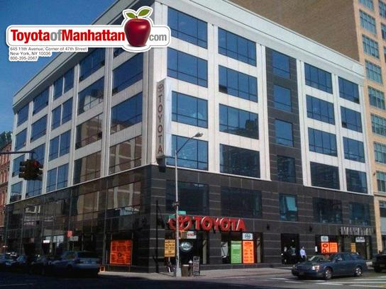 Manhattan Car Dealerships >> Toyota Of Manhattan New York Ny 10036 Car Dealership And Auto