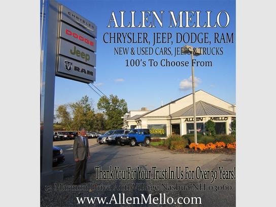 Allen Mello Chrysler Jeep Dodge Ram