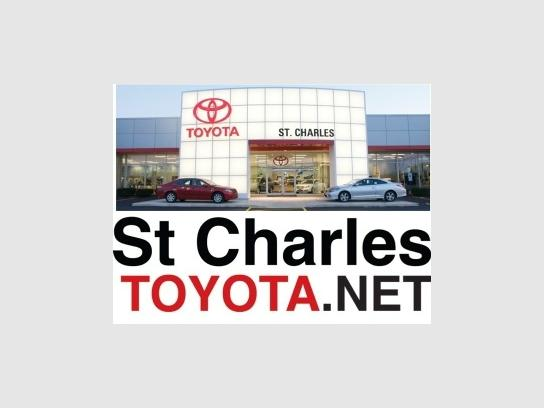 St Charles Toyota