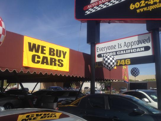 Speed Auto Sales and Leasing