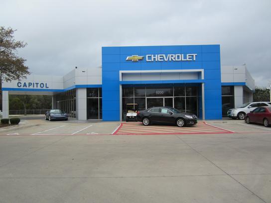 Capitol Chevrolet Austin Tx >> Capitol Chevrolet Austin Tx 78745 Car Dealership And
