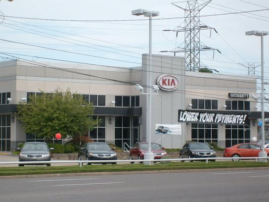 Gossett Kia Hyundai Mt Moriah Memphis Tn 38115 Car Dealership