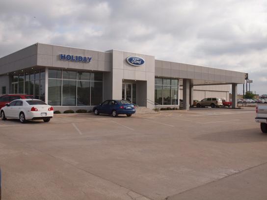 Holiday Ford Whitesboro Tx >> Holiday Ford Whitesboro Tx 76273 Car Dealership And Auto
