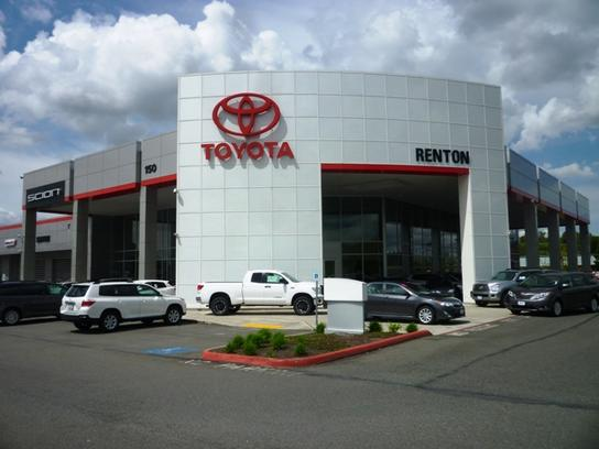 Toyota Of Renton >> Toyota Of Renton Renton Wa 98055 Car Dealership And
