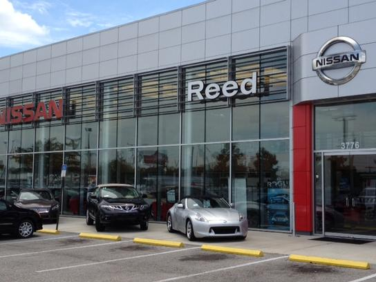 Reed Nissan Orlando Fl 32808 Car Dealership And Auto Financing