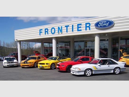 Frontier Ford Anacortes >> Frontier Ford Anacortes Wa 98221 Car Dealership And